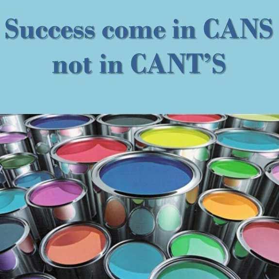 success cans